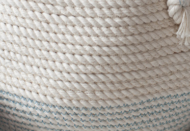 stitched rope basket by nicole blum creativebug. Black Bedroom Furniture Sets. Home Design Ideas