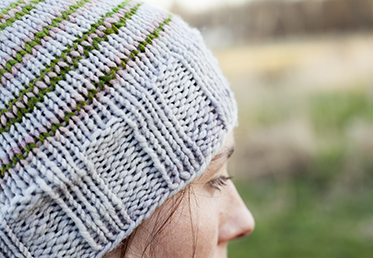 KNITTING HATS IN THE ROUND Free Knitting Projects