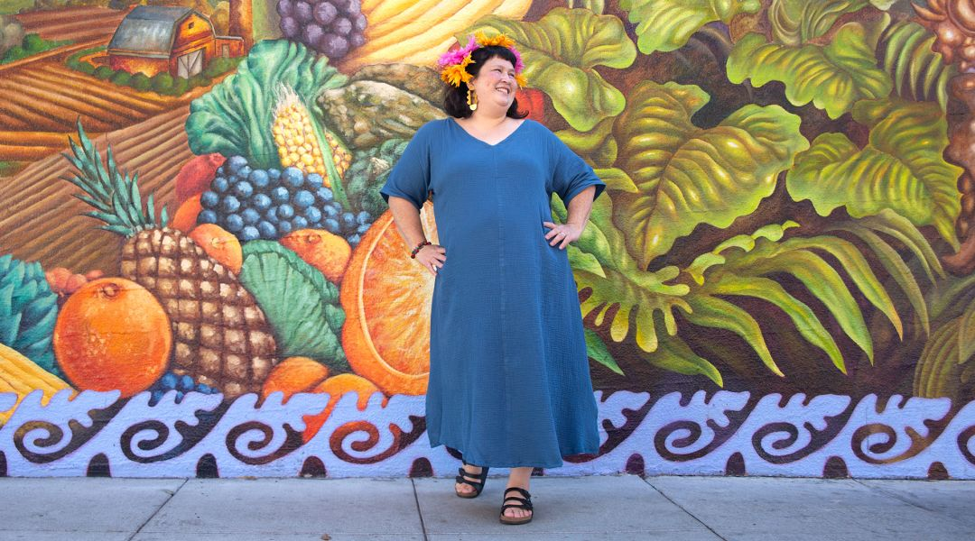 Wardrobe Basics: Sew Dress No. 3