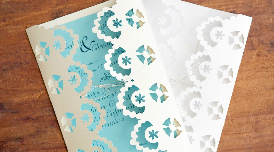 Cricut Crafts: Lace Greeting Cards by Courtney Cerruti - Creativebug