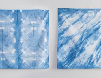 Natural Dyeing with Indigo