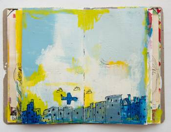 Daily Drawing Challenge: 31 Art Journal Prompts with Dawn DeVries Sokol