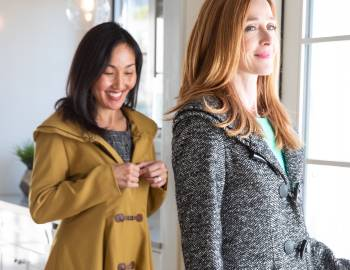 Simplicity Sewing: Sew a Winter Coat