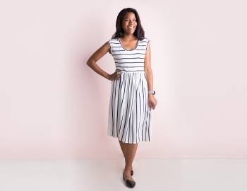 Sewing Essentials: The Isla Dress and Top