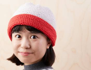 Easiest Garter Stitch Hat
