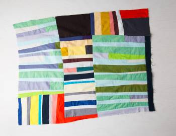 Patchwork Improv: Working with Strips