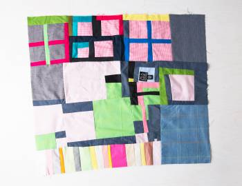 Patchwork Improv: Working with Shapes