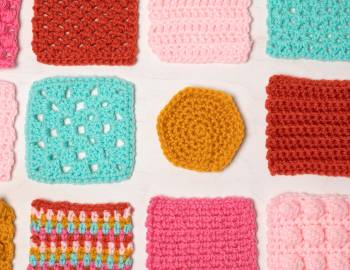 Crochet Sampler: A Daily Practice