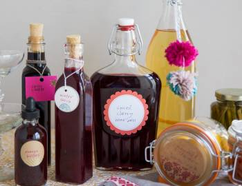 Preserves, Liqueurs and Infusions