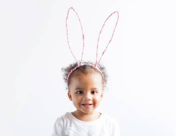 DIY Easter Bunny Ears