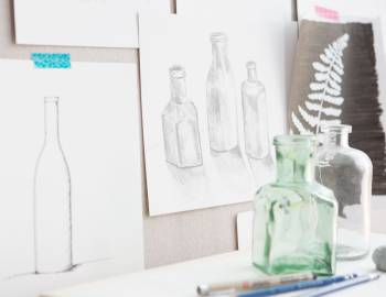 Introduction to Drawing: Learning to Define Shape