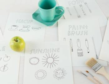 Daily Drawing Challenge: 31 Things to Draw with Lisa Congdon