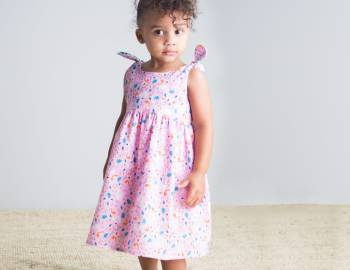 Sewing for Little Ones: Beginner Dress
