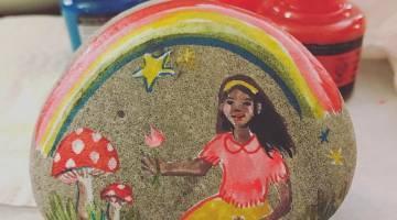 Paint pots house creative classes