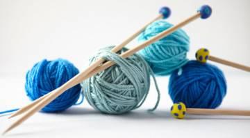 DIY Kids Knitting Needles