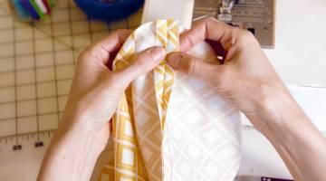 Basic Sewing: Seams