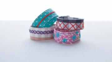 Stitched Bracelets