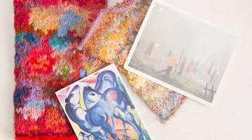 Intarsia Color Inspiration