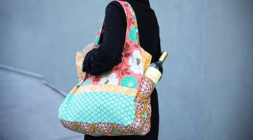 Sewing a Tote Bag