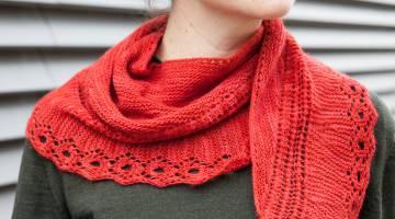 Knit a Lace Shawl