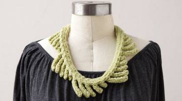 Knit a Necklace