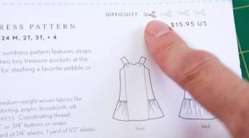 Trace a T-shirt, Make a Wardrobe by Improv Sewing