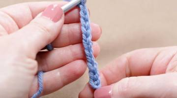 How to Work a Crochet Chain
