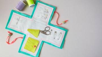 Sew a Felt Sewing Kit