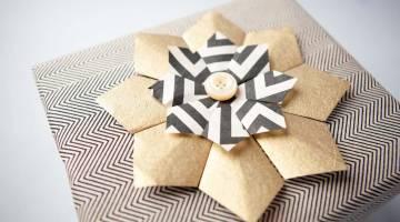 Kaleidoscope Gift Wrap