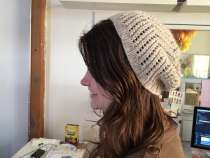 Learn to make this knitted beret with Debbie Stoller!