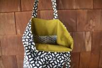 Love making these totes!