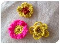 Mis primeras flores! Excelent class! (Mariana)