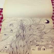 I love line drawing