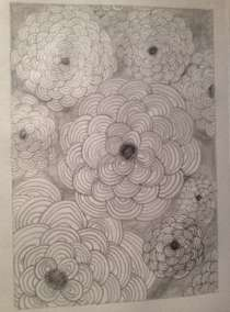 flowers basic drawing