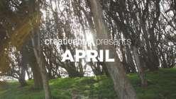 Creativebug Presents April 2016