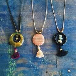 DIY Pendant Necklaces: 8/11/16