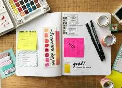 Creative Journaling: 3/21/17