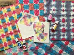 Orizomegami Easter Cards: 4/6/17