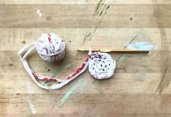 Make Plarn For Earth Day: 4/20/17