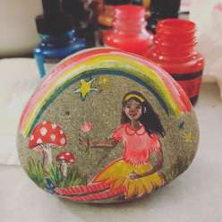 Painted Rocks: 5/4/17