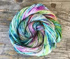 Hand Dyed Yarn: 7/18/17