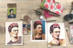 Live Portrait Painting: 3/29/18
