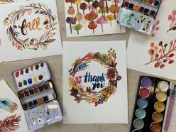 Prima Watercolor Paints: 11/6/18