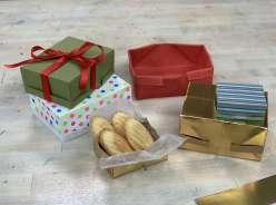 Rectangular Paper Boxes: 12/6/18