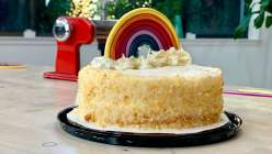Sculpey Cake Topper: 1/10/19