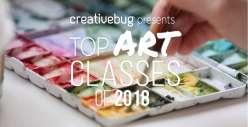 Top 10 Art Classes 2018