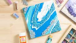 Make a Geode Painting