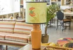 Wallpaper Lampshade
