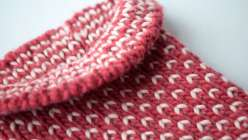 Make a Reversible Double Knitted Cowl with Lynne Barr