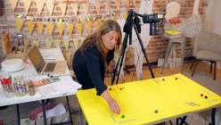 How to Make a Stop Motion Video with Thayer Allyson Gowdy